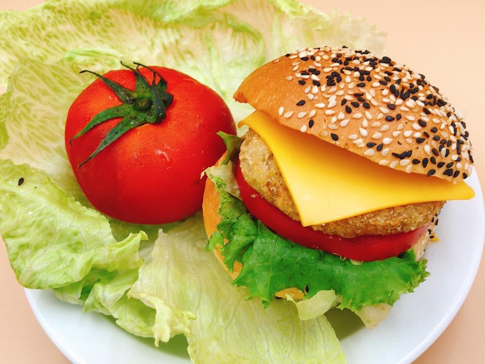 永林素漢堡