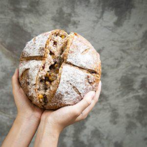 酵淨米麵包