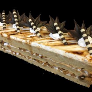 藝術蛋糕-咖啡核桃