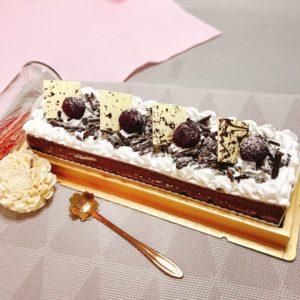 藝術蛋糕-巧克力藍莓