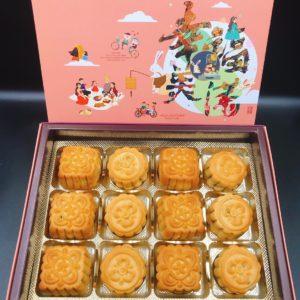 日式桃山禮盒
