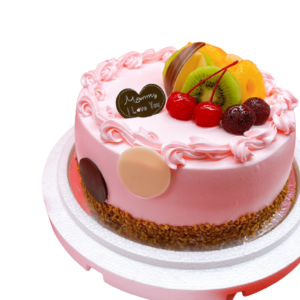 母親節限定-主題蛋糕-甜蜜的夢